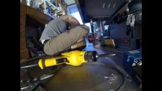 Denizen Teardrop Trailer Build — Door Handle, Gasket, Windows, And Hatch Handle