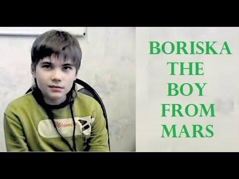 Boy from Mars | Boriska | Indigo Boy | Star Children | Inter planetary Knowledge | Mars boy
