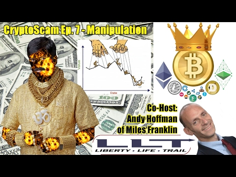 CryptoScam #7 - Manipulation (ft. Andy Hoffman)