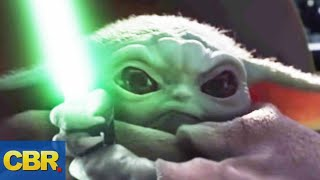 Baby Yoda Origin Theory (The Mandalorian)