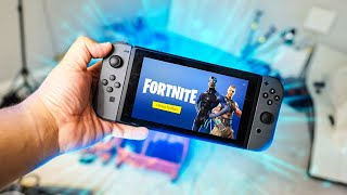 SAIU FORTNITE PARA NINTENDO SWITCH! ‹ EduKof ›