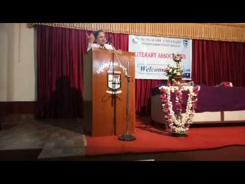 "3 Days Workshop on ""Meditation and Concentration""  at University Evening College, Mangaluru"