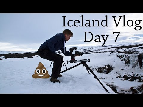 The Greatest View in Iceland - Iceland Vlog - Day 7