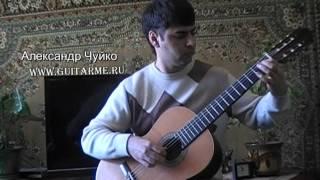 GYPSY LADY on guitar performed by Alexander Chuyko