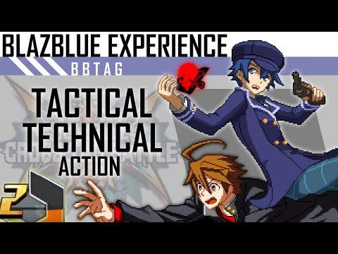 Blazblue Experience: Team