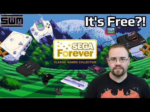 News Wave Extra! - Sega Forever Revealed...And It