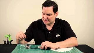 Grex Model Aircraft Airbrushing Series - Episode 2 - Paint Preparation