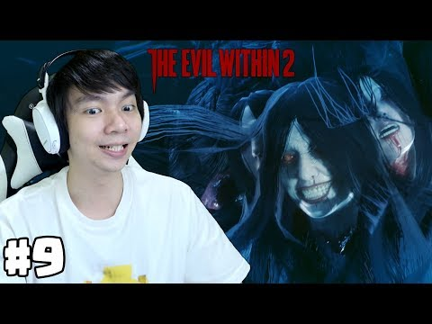 Boss Pertama - The Evil Within 2 - Indonesia Part 9