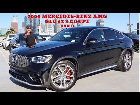 2020 AMG GLC 63 S Coupe Why Haters Love This Car! It's Brutal Yet Amazing And Practical! Full Review