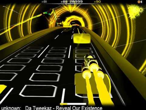 Sebulba ft. da Tweekaz - Reveal our existence (Audiosurf)HD