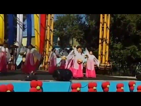 Елена Ли & Ансамбль Корё (Уссурийск) -   Танец с корзинками