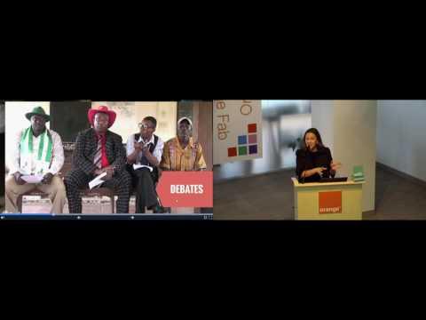 Broadcasting Political Debates in Sierra Leone --  Katherine Casey