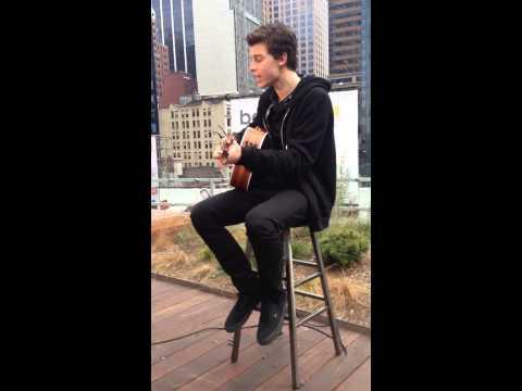 Shawn Mendes-Something Big(live)