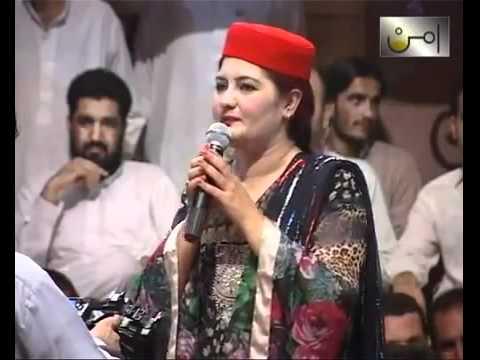 Amna Khan da Kabul hawa mey tor orbal waheena   YouTube