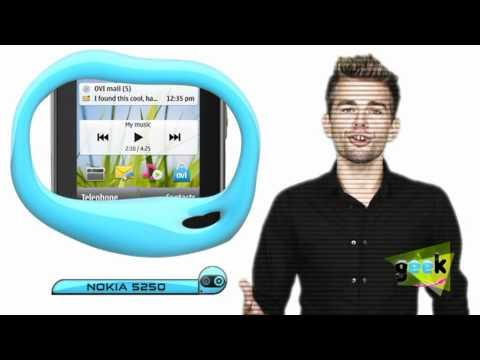 tuba TV: Nokia 5250