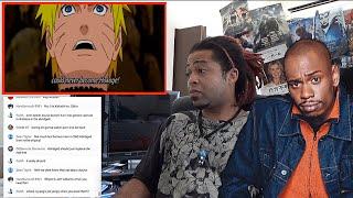 Naruto: Kakashi vs Obito + Dave Chappelle REACTION