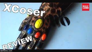 XCoser Infinity Gauntlet #1811 Review