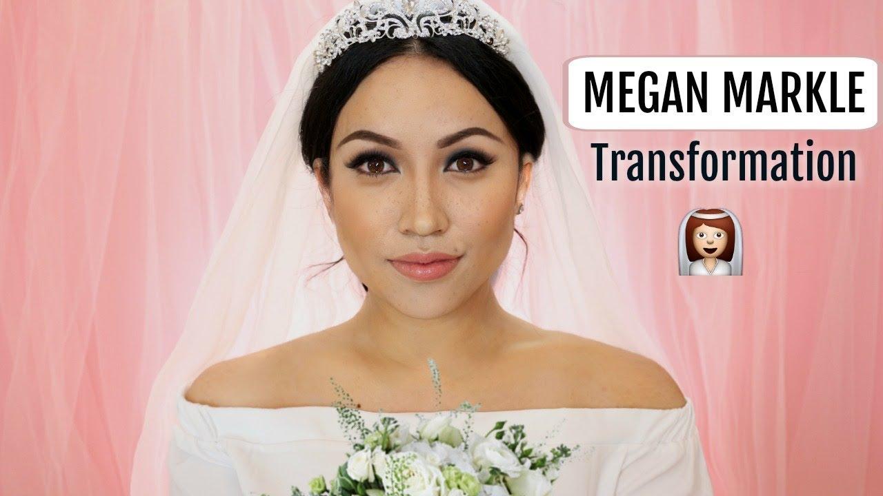 Девојка си го трансформира ликот во невестинскиот изглед на Меган Маркл
