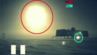 NIBIRU seen from Antarctica (Neumayer Station III) - June 3, 2012