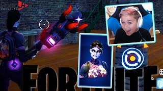 New Dark Bomber FORTNITE Skin & Chiller Trap!