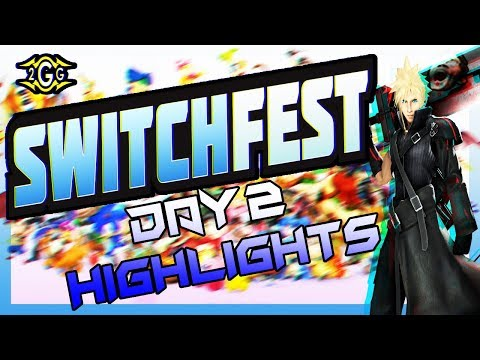 SwitchFest Day 2 Highlights!! - SMASH 4