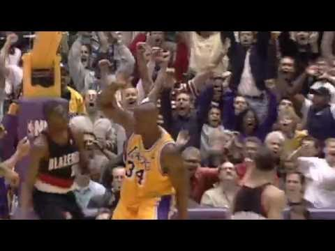 Top 10 Compilation: Shaq, Iverson and Yao