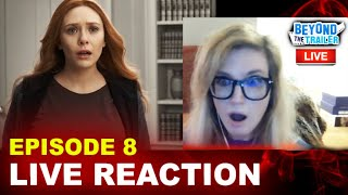 WandaVision Episode 8 REACTION
