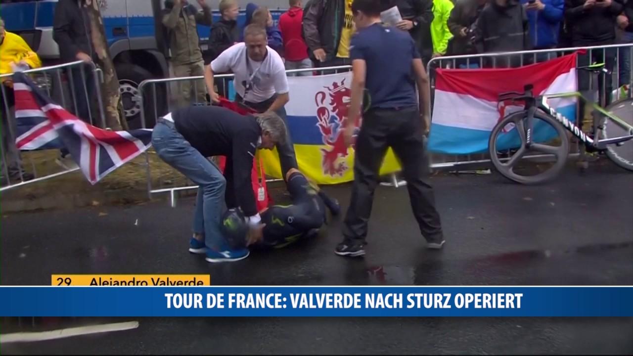Sturz Tour De France 2020
