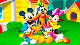 Микки Маус Mickey Mouse Сборник 2017 Новые серии HD