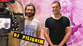 Dj Piligrim о музыке и здоровом образе жизни