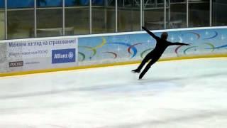 Сергей Воронов, ПП, Открытые прокаты 2012