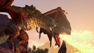 The Elder Scrolls Online — Elsweyr — трейлер «Ярость дракона» (русские субтитры)