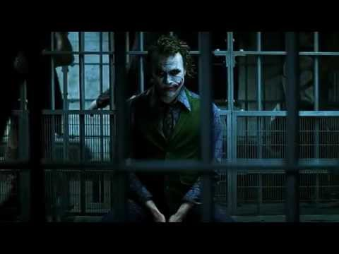 Disturbed - Asylum - The Dark Knight