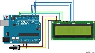 Comment utiliser un afficheur LCD 16x2 avec une carte Arduino