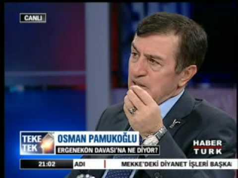 Osman PAMUKOĞLU / HaberTürk Tv Teke Tek 7.Kısım / 1 Aralık 2009