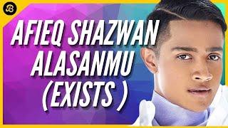 afieq shazwan alasanmu exists di konsert big stage