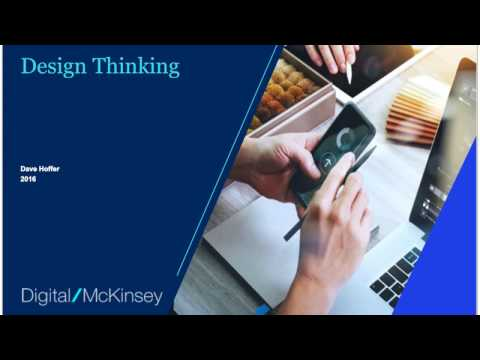 Design Thinking   A New Way to Optimize the Customer Experience