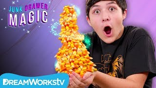 Instant Candy Corn | JUNK DRAWER MAGIC
