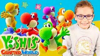 Swan Teste YOSHI'S CRAFTED WORLD - Nintendo Switch FR
