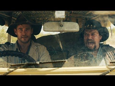 Tourism Australia Dundee Super Bowl Ad 2018 w/ Chris Hemsworth and Danny McBride