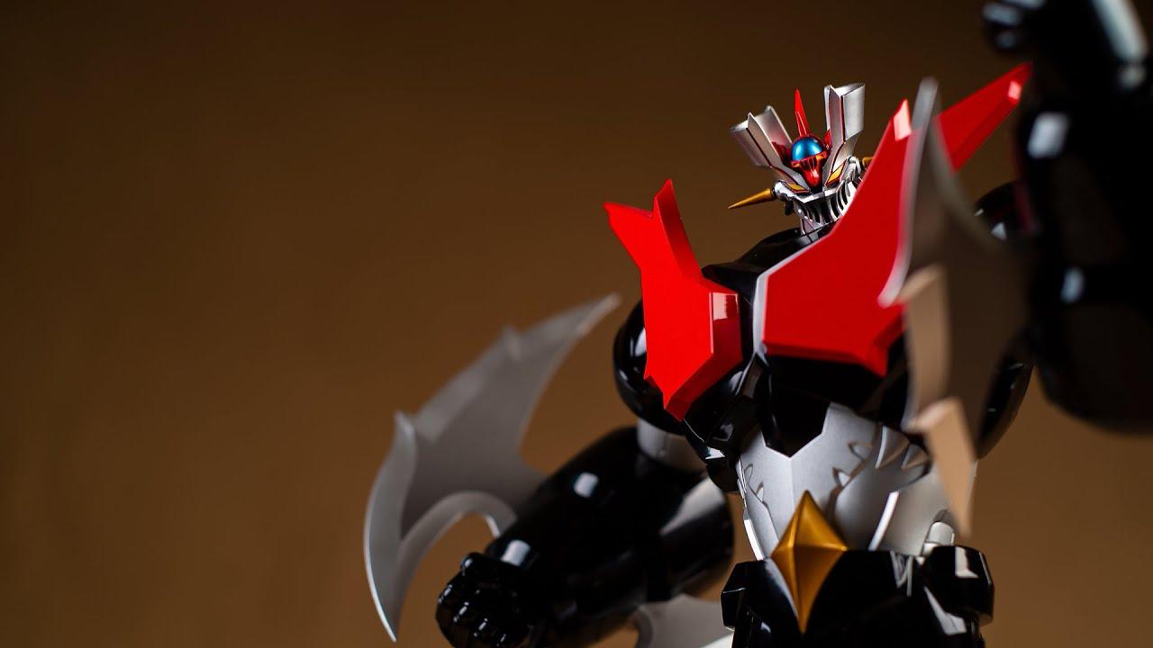 Action Toys Heavy Metal Diecast Mazinger Z Figure New