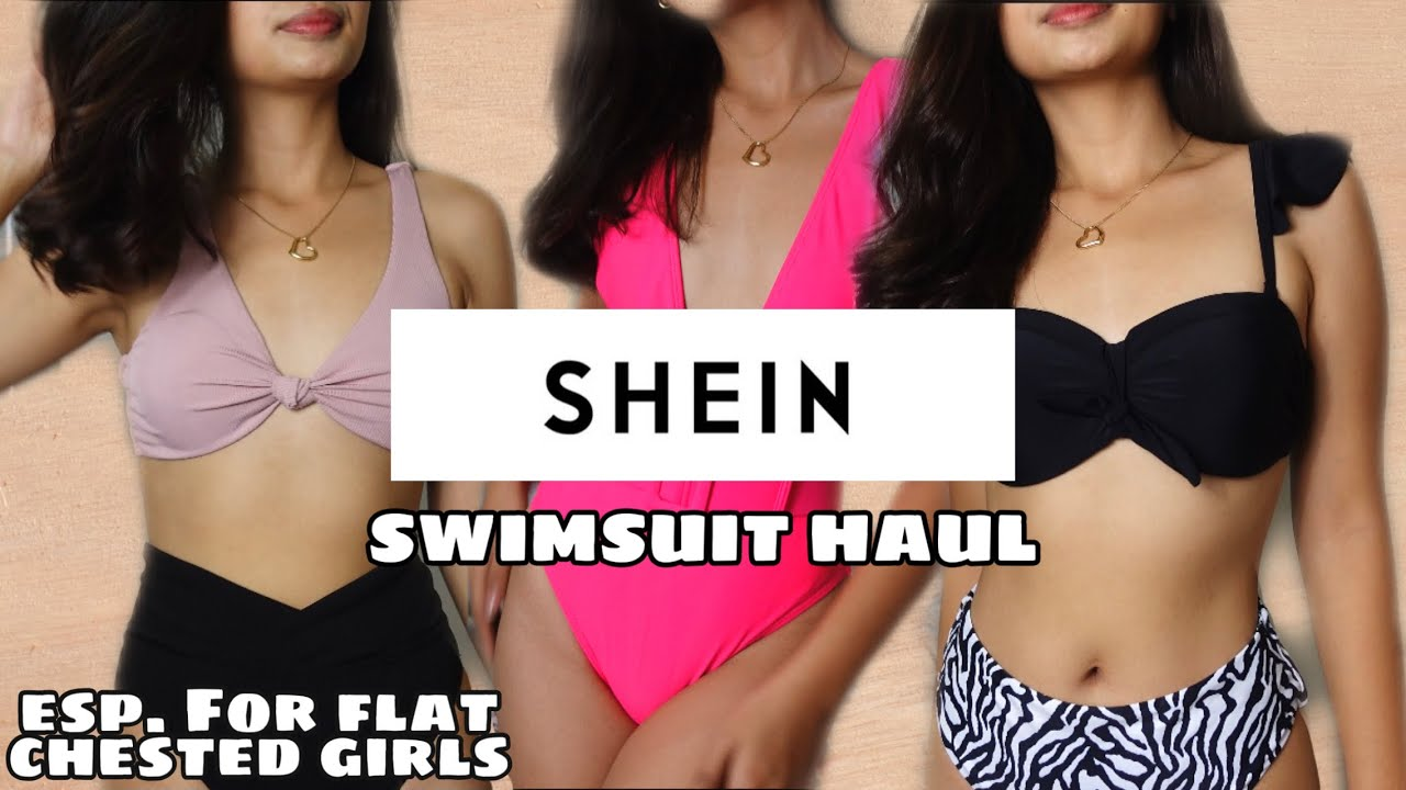 Swimsuit must haves (SHEIN TRY-ON HAUL 2021 - Swimsuit review) Sulit ba? -Lady