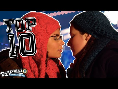 Top 10 Best Couples In Degrassi: The Next Generation