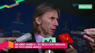 Al Ángulo: Ricardo Gareca cuenta su impresión tras sorteo del Mundial Rusia 2018