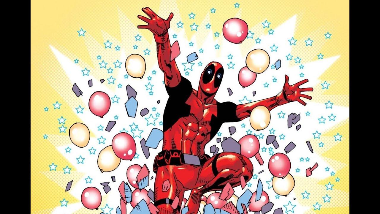 Поздравления с днем рождения от супергероев