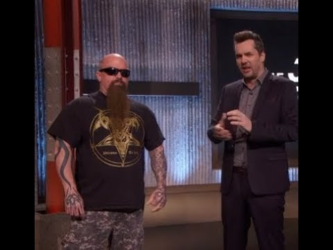"""Slayer's Kerry King reveals his secret to sleeping with """"hundreds of woman"""".."""