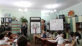 Ясли-сад №19, Открытый урок