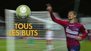 Tous les buts de la 30ème journée - Domino's Ligue 2 / 2017-18