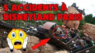 5 ACCIDENTS GRAVE À DISNEYLAND PARIS(Je vous montre 5 accidents qu'il y a eu à Disneyland Paris Sources : www.leparisien.fr Vous pouvez me retrouver sur mes reseaux sociaux : INSTAGRAM ..., 2016-08-27T12:00:06.000Z)