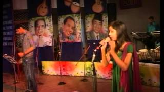 Tere pyar ka aasra chahta hoon - Anu & Ullas - Kala Ankur Ajmer